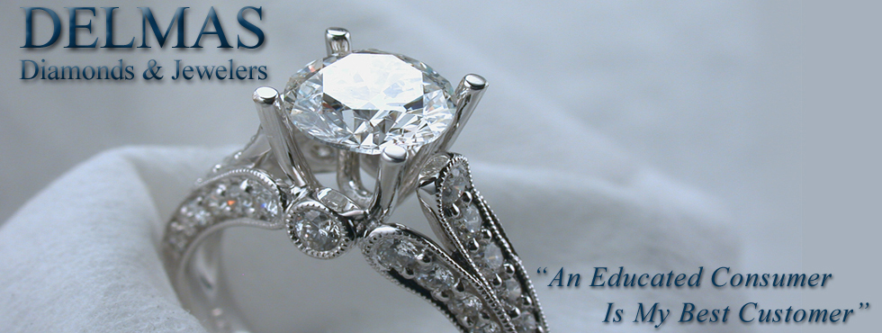 No one can compete with Delmas Diamonds price and quality